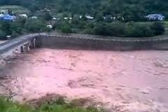 Flood in Skardu