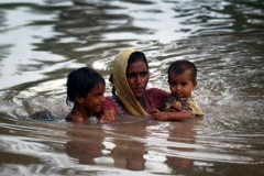 Flood in Sindh